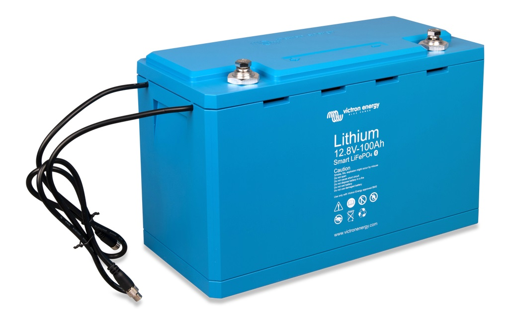 Victron Energy LiFePO baterie 12,8V/100Ah - Smart